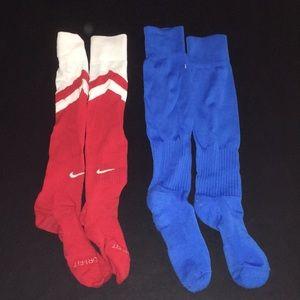 Nike Accessories - Knee High Athletic Socks Bundle